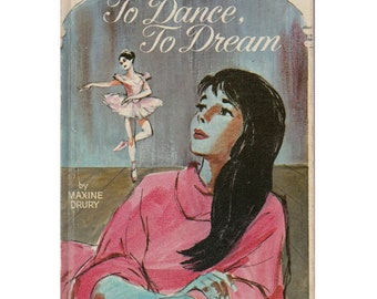 children's ballet biography book To Dance To Dream, Whitman Real Life Stories series, famous dancer biographies, ballerina birthday gift