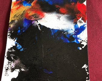 Abstract Acrylic Painting 3