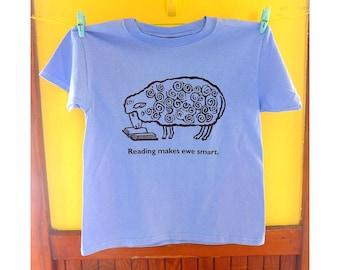 Smart sheep shirt
