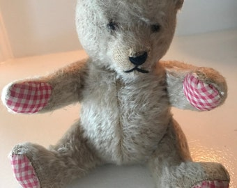 Sweet Antique Mohair Teddy Bear