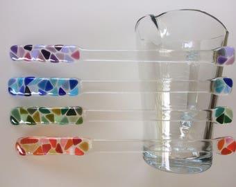 Large jug stirrers / drinks stirrers / swizzle sticks