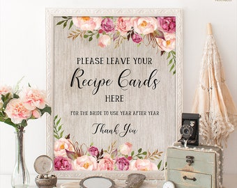 Bridal shower decor etsy rustic floral bridal shower decor chic boho flower wedding decoration shabby roses shower decor fl6b junglespirit Image collections