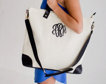 Create Your Own Black & Blue Laptop Hand Bag ...