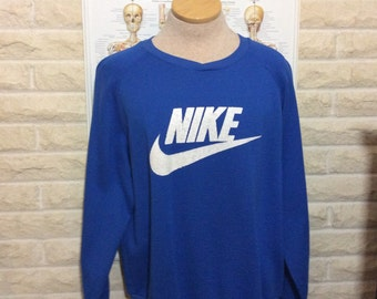 Vintage 1980's Nike Swoosh Crewneck Sweatshirt!!!