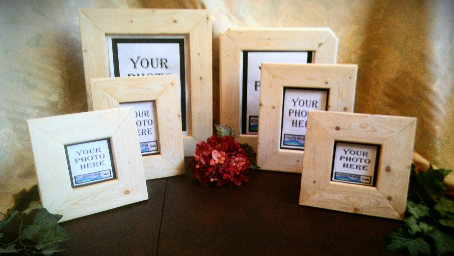 8x10 Frames Wood for Projects Wood for Frames Blank Wood