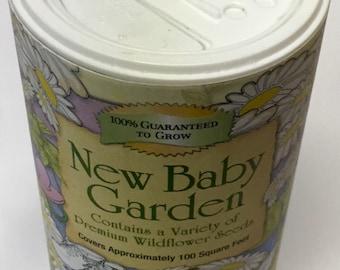 New Baby Garden Shaker Can