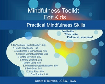 Mindfulness Toolkit for Kids