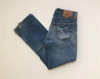 Vintage Levis 505 / Straight Leg Denim 32 x 30