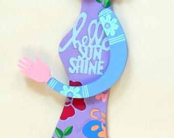 "Susie Sunshine ""Wall Buddies"""