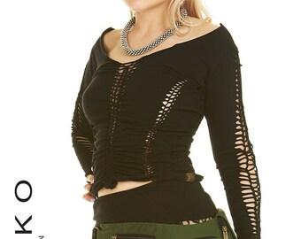 Steampunk utility belt - ASSORTED COLOURS - junk Gypsy, Pocket BELT, hip pack, waist pack, fanny pack, festival clothing, CLbeka