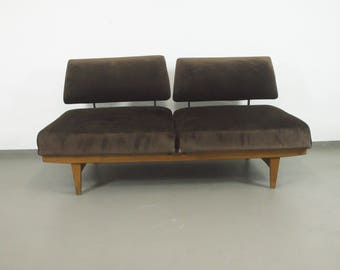 """Convertible (Magic) sofa, Daybed of Knoll, model """"Stella"""" 50s, 60s"""