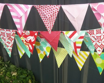 Bunting - Moxi by Studio M for Moda - 4 different colorways
