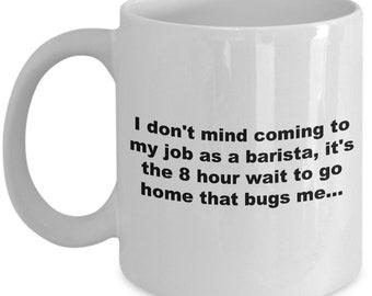 Barista Coffee Mug