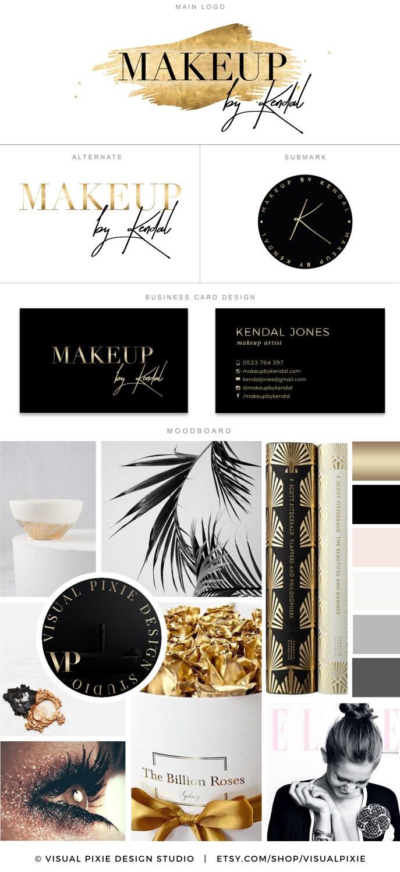 PREMIUM marca paquete diseño de tarjeta de visita hoja de