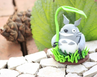 My Friend Totoro Handcrafted Totoro Figurine