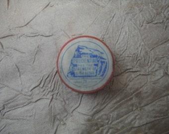 Sacapuntas de lápiz prudencial de 1960 - Vintage, Retro, decoro, utilizable