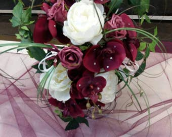 HEART  to  HEART   Wedding BOuquet