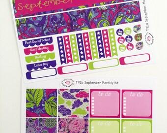 T92    September Monthly Kit
