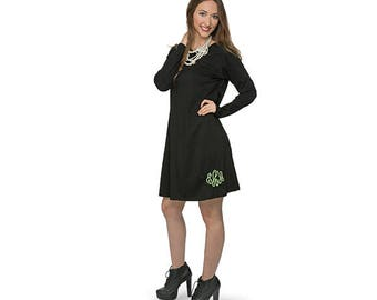 Monogrammed Dress