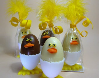 Egg-Cup Chicks