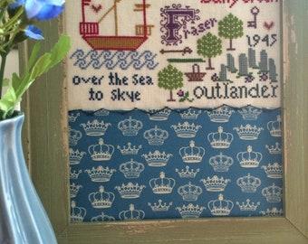 Outlander Sampler / Cross Stitch