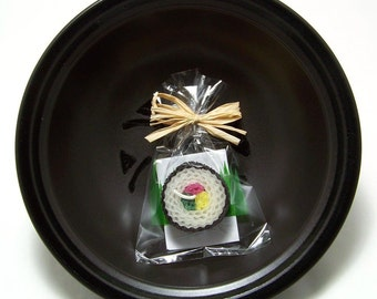Original Gourmet Sushi Candle Party Favor Special Event Japanese Theme Wedding Favors