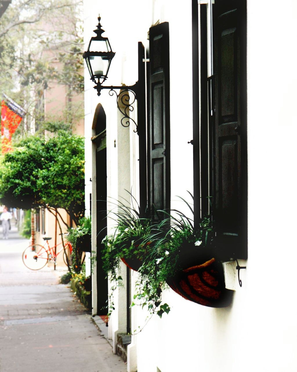 Southern Home Decor Charleston Architecture Photograph Print