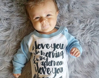Skidamarink Song Baby Gown - Baby Shower Gift