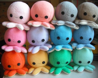 Cute Octopus Plushie