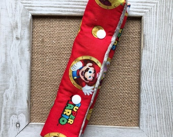 Mario Seatbelt Cover