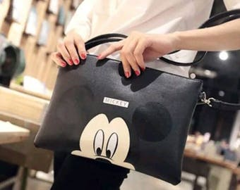 Black Mickey Handbag