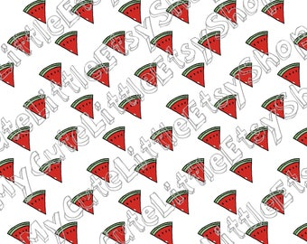 Water Melon wallpaper INSTANT DOWNLOAD