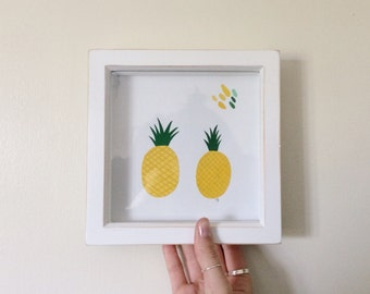 A Pair of Pineapples