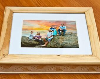 Photo Frame Box - Ornate