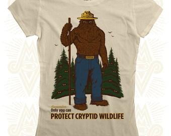 Cryptid PSA (Ladies)