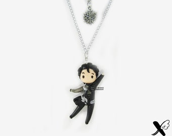Chibi custom necklace||Custom||Personalized||Anime||Comic||Cartoon||Series||Tv Series||Books||Movies