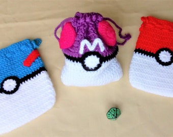 Pokemon Dice Bag (no dice included)