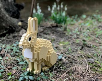 LEGO® Rabbit All Genuine and Brand New LEGO® Parts and Instructions in One Package You Build It