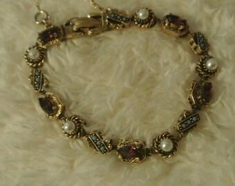 A Very Pretty Charm Bracelet