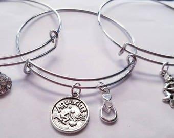 Aquarius Bracelet Set