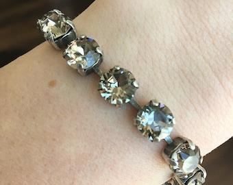 Swarovski Greige Bracelet