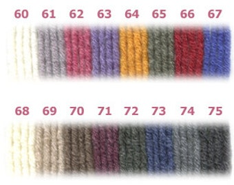 Unico Yarn - Wool and Alpaca blend