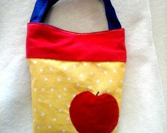 Kid's Reversible Bucket Hand Bag
