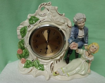 Antique Design Clock