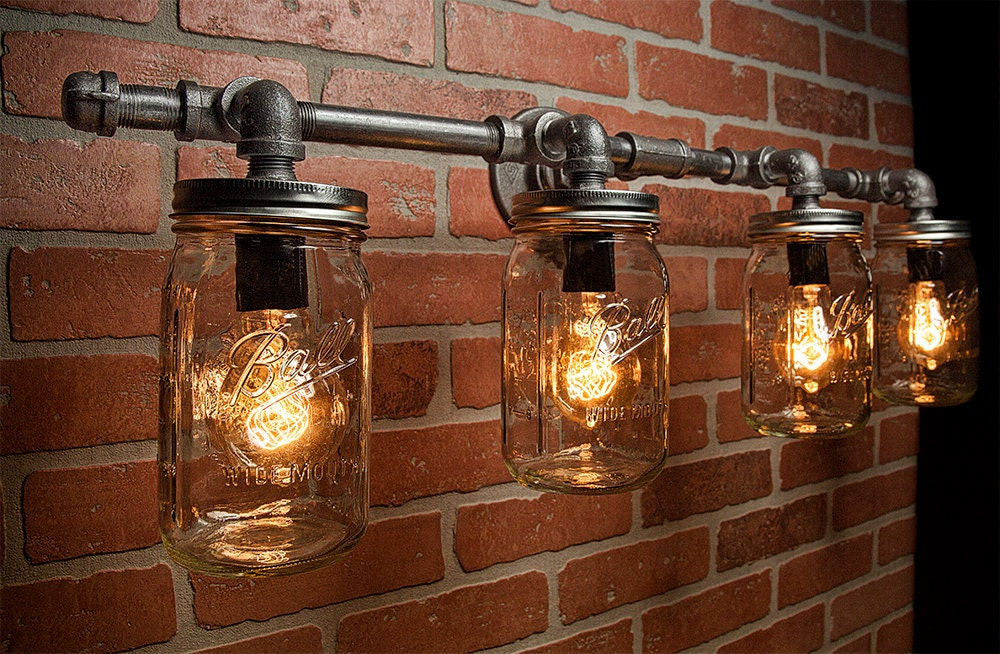 light inside lights pertaining to wall barrington kichler bulb fixture bathroom vanity modern shop lighting lowes for from popular edison