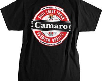 Camaro -  Beer Shirt