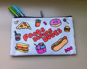FOODS BEFORE DUDES multi-purpose bag