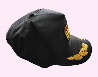 Pilot Embroidered Cap