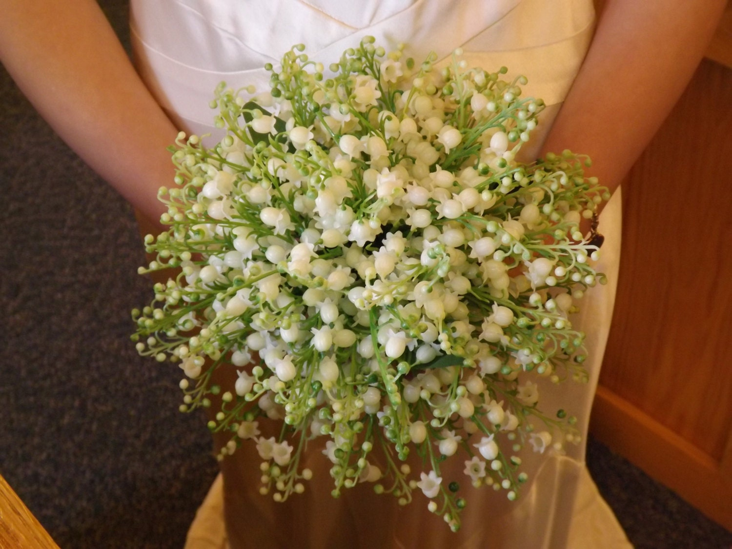 Lily of the valley bouquet izmirmasajfo