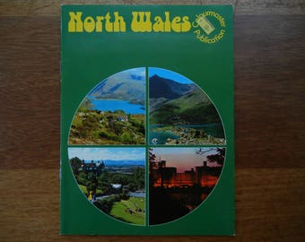 North Wales ~ Colourmaster Publication